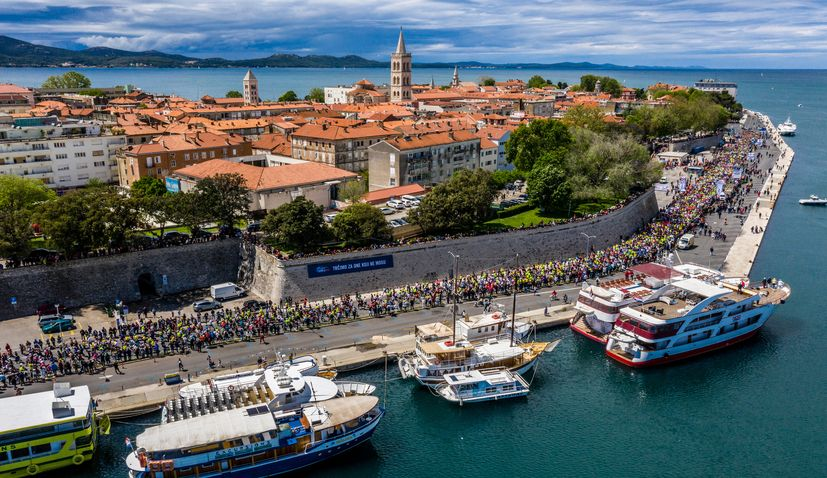 PHOTOS: Zadar hosts Wings for Life World Run for 6th year in a row
