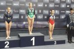 Croatia wins two gold medals at Gymnastics World Cup