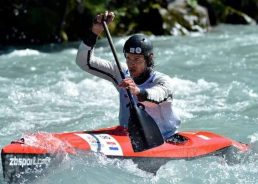 Croatian canoeist Emil Milihram becomes European champion for 6th time