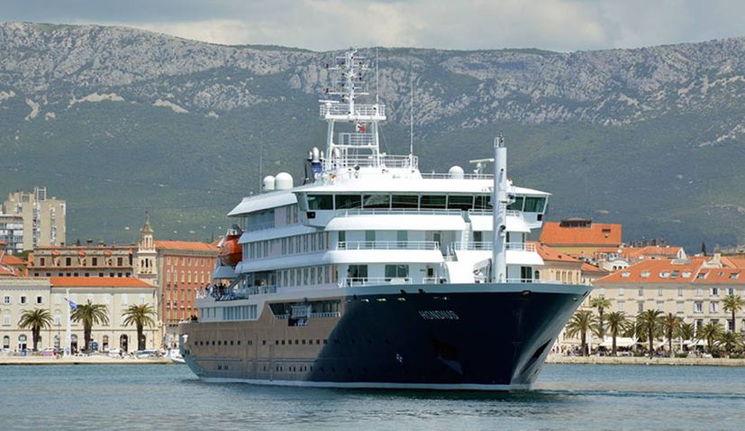Croatia's Brodosplit building second polar cruise ship for Oceanside Expeditions