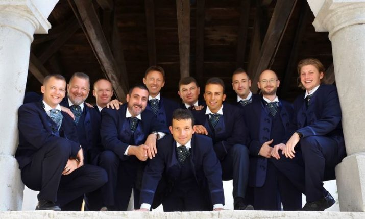 Croatian Klapa Kastav wins big UK choral music festival competition