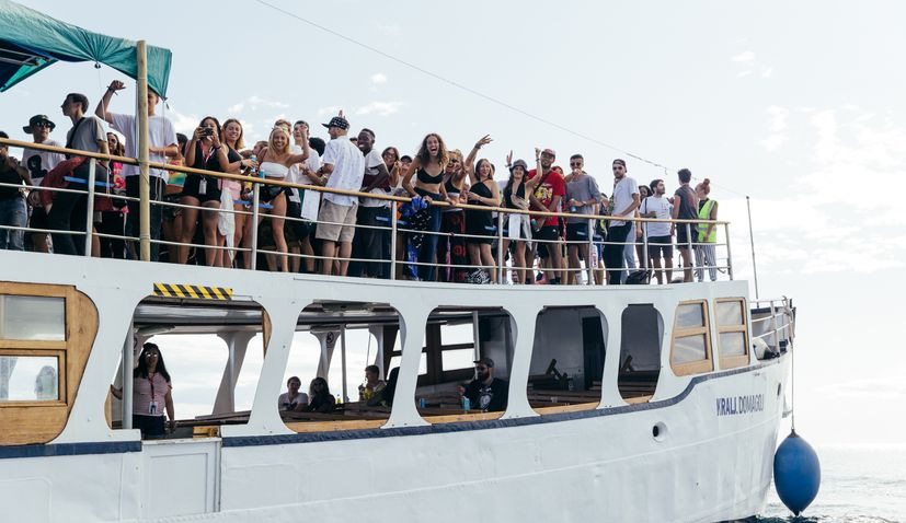 Outlook Festival announces boat party line-ups for final year at Fort Punta Christo