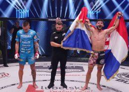 Croatia's Filip Pejic now faces Daniel Torres at KSW 51 in Zagreb