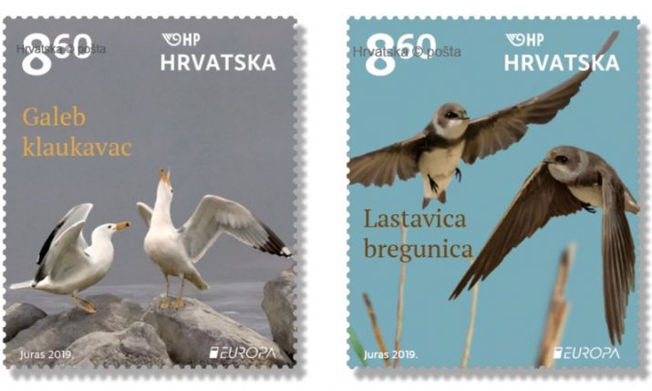 Croatian Post releases stamps you can listen to
