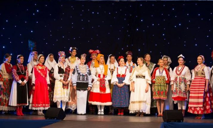 Most beautiful Croatian in national costume outside Croatia – voting opens