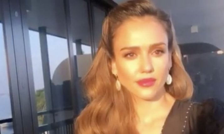 Jessica Alba in Dubrovnik: 'This place is stunning, it's incredible'