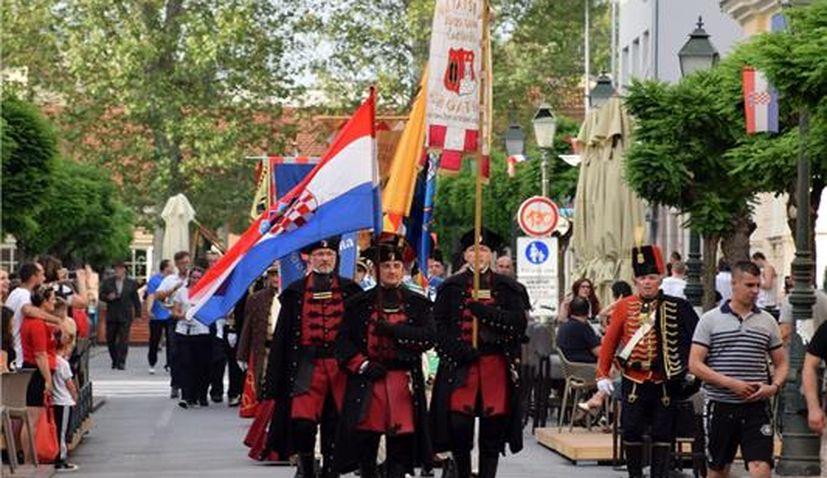 40,000 visit Bjelovar for annual Terezijana festivities