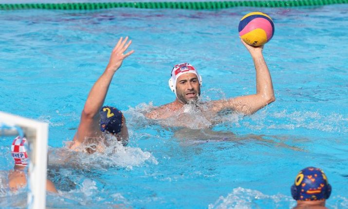 Croatia beats Spain to reach water polo world league super final