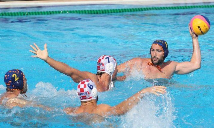 Croatia runners-up in water polo world league super final