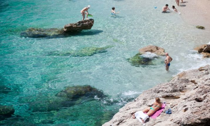Croatia among TOP 5 rated countries for water quality at swimming sites