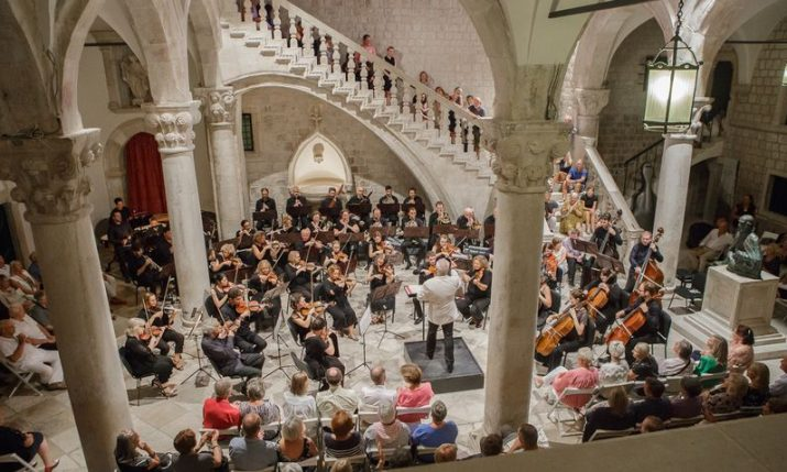 Dubrovnik Symphony Orchestra has a programme for music lovers of all tastes