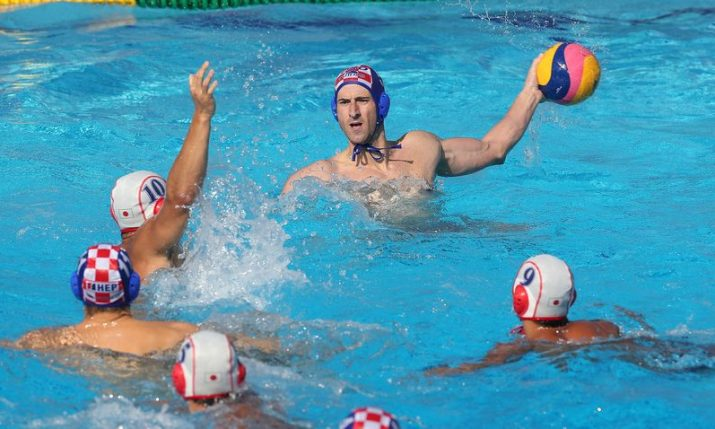 Croatia beats Japan to reach water polo World League semifinal
