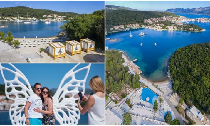 Port 9 Beach: HTP Korčula's biggest investment this season opens