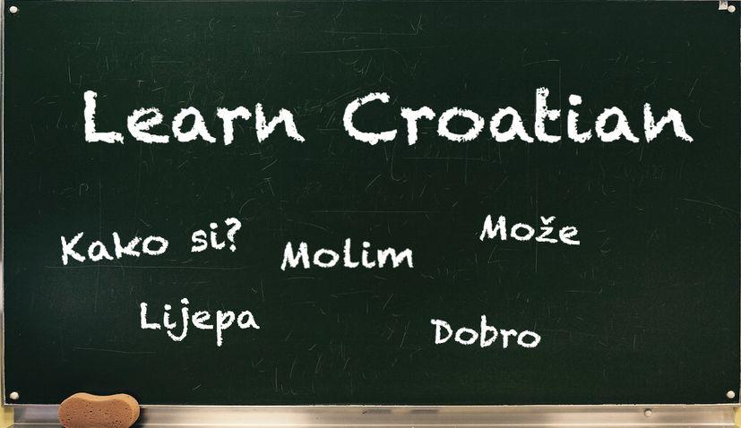 Croatian Start Speaking Basic Croatian in Less Than 24 Hours Learn Croatian in a Week!