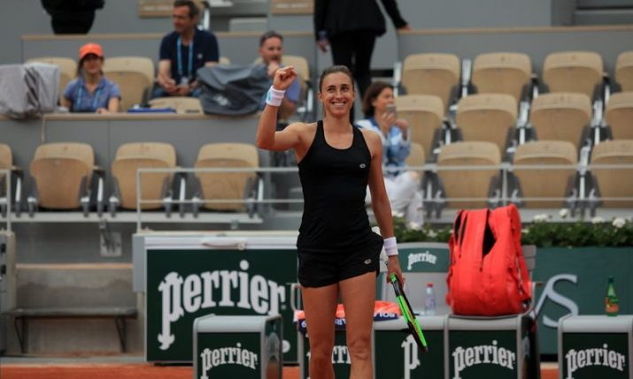 US Open: Petra Martic advances into the 3rd round in New York