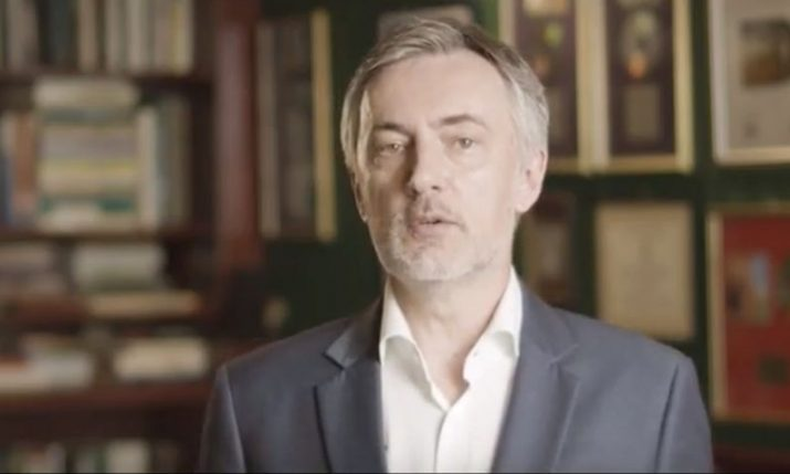 VIDEO: Singer Miroslav Škoro announces Croatian presidency bid