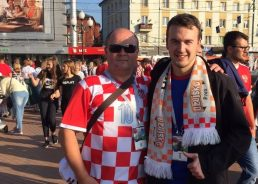 Learning about my heritage while pursuing my American MS Degree in Croatia