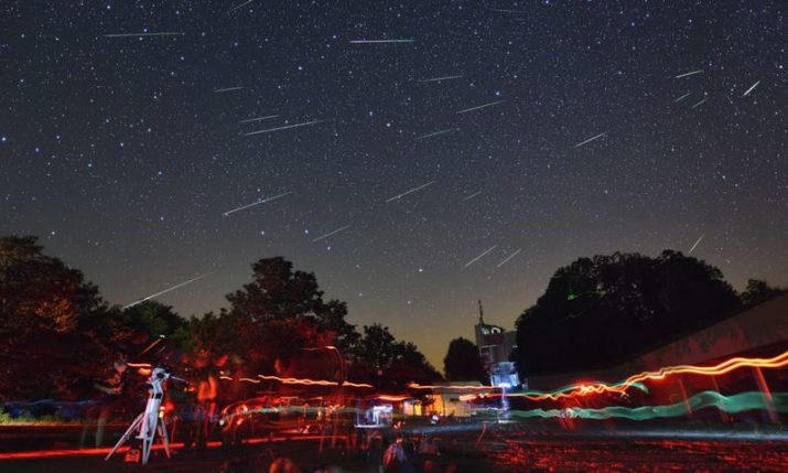 Petrova Gora in Croatia proclaimed an international dark sky park