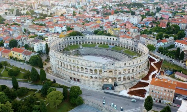 VIDEO: Pula gets featured in latest Cities in 4K series