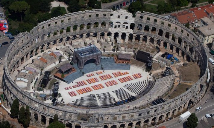 Croatian & Bayern Munich legends to play match inside Pula Arena