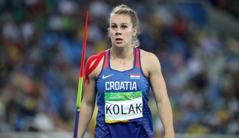 Croatia's Sara Kolak wins gold at 58th Golden Spike meeting
