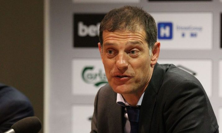 Slaven Bilić appointed head coach of West Bromwich Albion