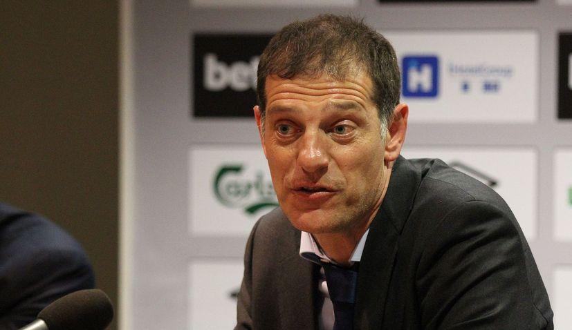 Slaven Bilic leads West Bromwich Albion back to the Premier League