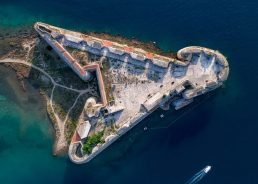St. Nicholas Fortress in Šibenik opens to visitors again after two-year-long renovation