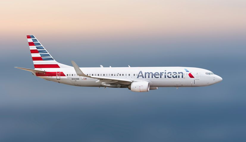 VIDEO: First American Airlines flight lands in Dubrovnik