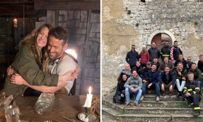 VIDEO: Ryan Reynolds' gin commercial shot in Croatia drops