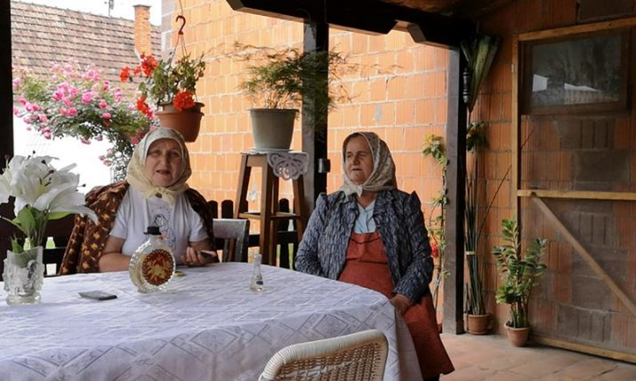 VIDEO: Mare & Kate humourously announce traditional Slavonian festival in Babina Greda