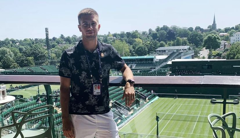 Borna Ćorić forced to pull out of Wimbledon