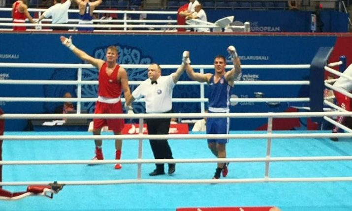 2019 European Games: Croatia wins two boxing bronze medals