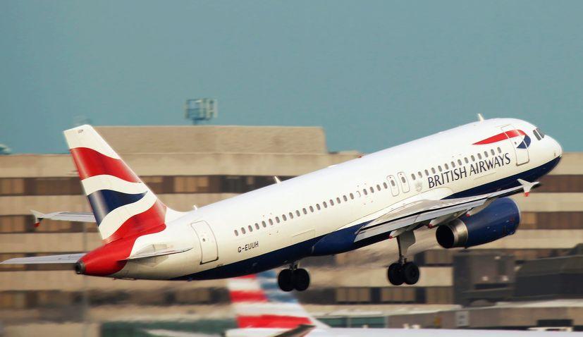 London Zagreb British Airways