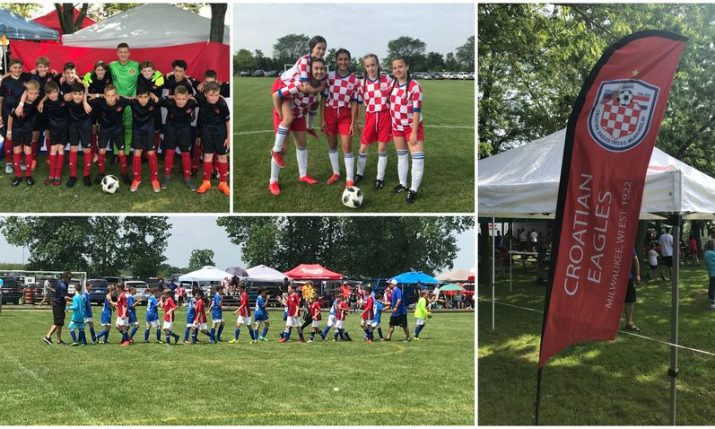 PHOTOS: 42nd Croatian Youth Soccer Tournament takes place in Canada