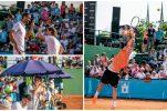 PHOTOS: Marin Čilić gathers famous Croatian sportspeople for charity tennis event