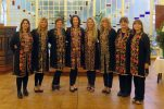 Female klapa group with Croatian roots from Argentina touring Croatia