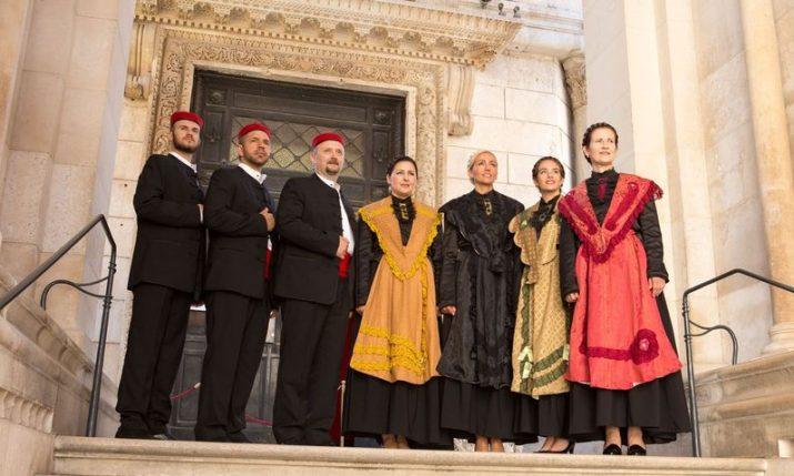 Omiš Festival of Dalmatian Klapa to feature Croatian diaspora groups