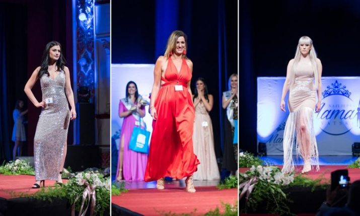 PHOTOS: Most beautiful Croatian mum 2019 pageant held in Šibenik