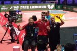 2019 European Games: Croatia's Tomislav Pucar wins table tennis bronze medal