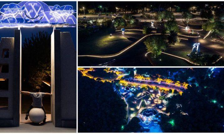 PHOTOS: Verudela Art Park opens in Pula