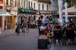 Zagreb's buzzing strip: Tkalčićeva street