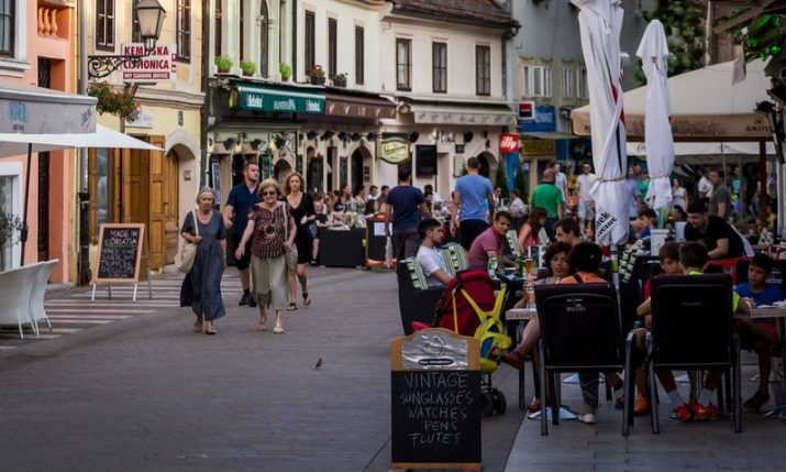Croatia to close bars, shopping malls, sports facilities