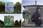 PHOTOS: World's top street artists create murals in Vukovar
