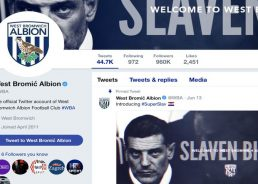 West Bromwich Albion gives club name 'Croatian' touch