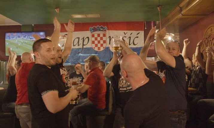 VIDEO: Zaprešić Boys release new Croatian supporters' hit
