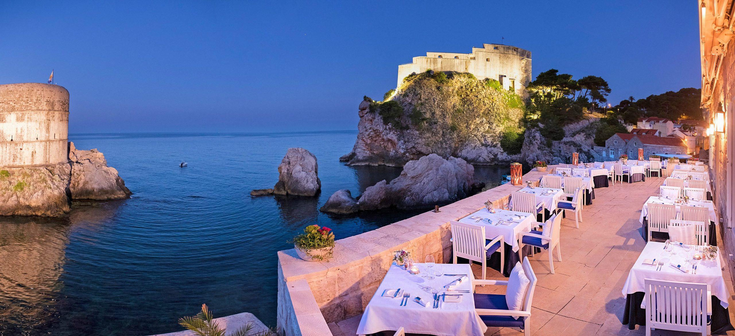 Nautika In Dubrovnik On Cnns Worlds Best Waterfront