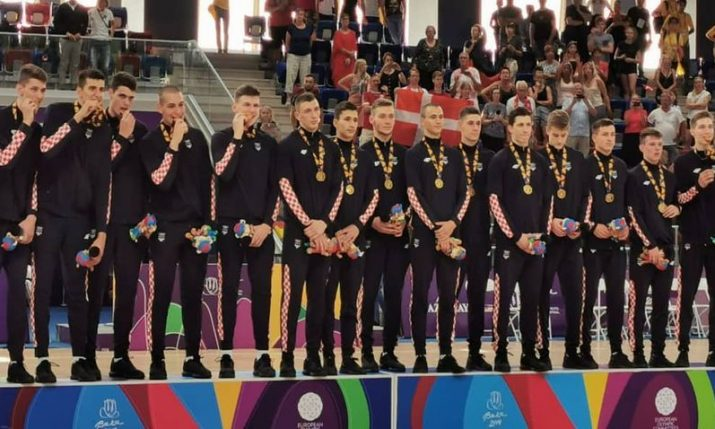 European Youth Olympics: Croatia wins gold in handball