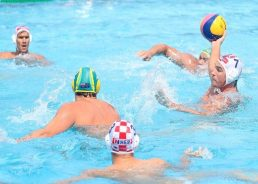 Croatian water polo team to face Australia in series in Sydney
