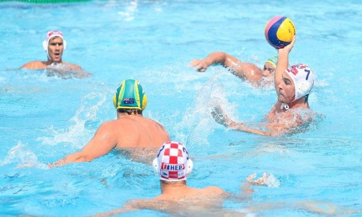 2019 World Water Polo Championships: Croatia start with big win over Australia